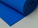 BLUE SILICONED-POLYESTER FOAM
