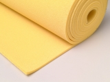 YELLOW SILICON FOAM (soft)
