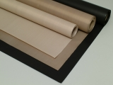 FIBER GLASS-PTFE FABRIC