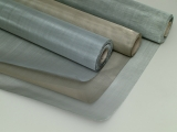 LARGE-WEFT GALVANIZED STEEL GAUZE