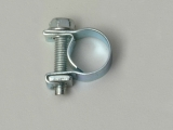 HOSE CLAMP FOR IRON