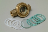ARALDITE GASKET FOR FLOW INDICATOR