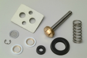 KIT OF SPARES FOR NEW PNEUMATIC STEAM VALVE PONY