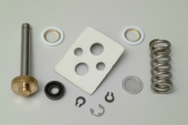 KIT OF SPARES FOR NEW MECHANICAL STEAM VALVE PONY