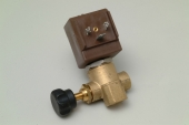 STEAM SOLENOID VALVE CEME 1/4