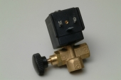 STEAM SOLENOID VALVE SA-MA 1/4