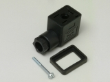 SMALL CONNECTOR FOR SOLENOID VALVE