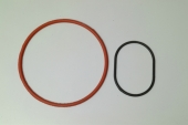 OVAL SILICON GASKET