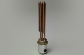 HEATING ELEMENT ON THREADED CAP 2