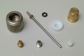 KIT OF SPARES FOR SPRAYING GUN